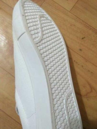 爱尊仕 小白鞋女2020春夏季新款休闲鞋女韩版板鞋女学生平底女鞋子 白色-白猫加绒 37 晒单图
