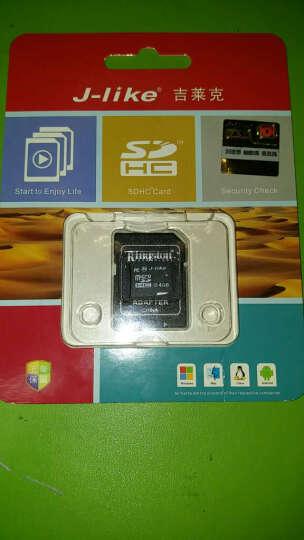 吉莱克(J-like) 包邮吉莱克J-LikeTF4GBClass6 tf卡手机内存存储 晒单图