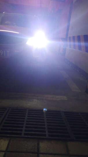 雪莱特(Cnlight)汽车大灯灯泡/HID氙气灯套装/传奇快启H16远近光灯色温6000K 疝气灯2支装 晒单图