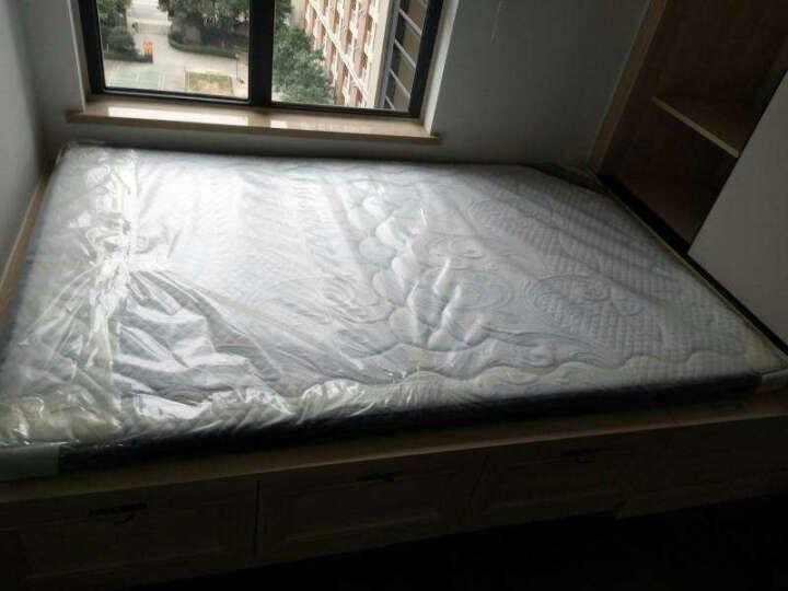 宜奥睡吧 椰棕床垫硬棕垫乳胶床垫软硬两用 高箱榻榻米床垫子正反两用可定制 白色款3 1800*2000 晒单图