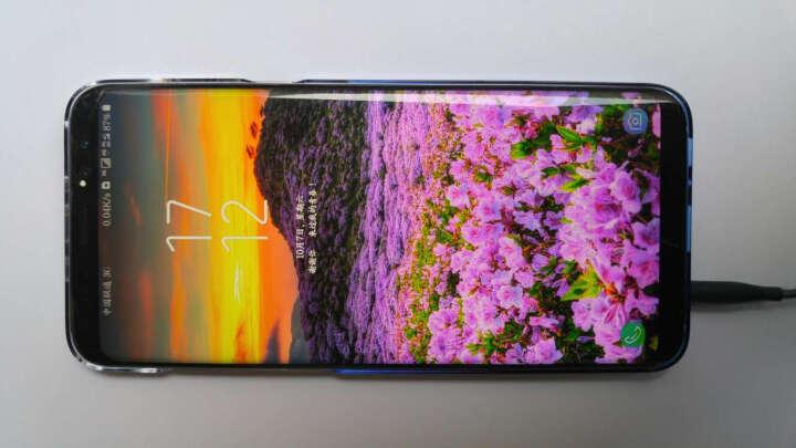 三星 Galaxy S8(SM-G9500)4GB+64GB  勃艮第红 移动联通电信4G手机 双卡双待 晒单图