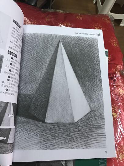 青藤素描入门教程套装(套装共2册) 晒单图