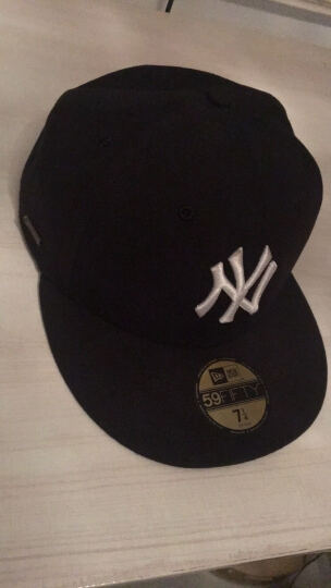NewEra波士顿红袜队平沿棒球帽子男女时尚情侣嘻哈潮帽10047630 7 1/4 晒单图