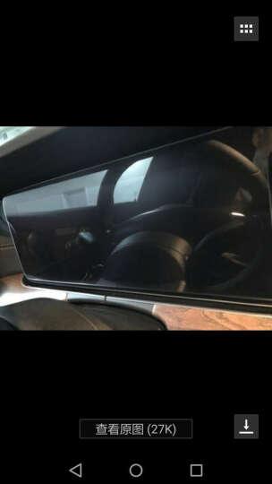 野锐斯 奔驰新E级A级 E200L E300L导航膜中控贴膜 屏幕导航钢化膜 保护膜透明改装专用 新E级长轴-全包蓝光钢化膜1套 晒单图