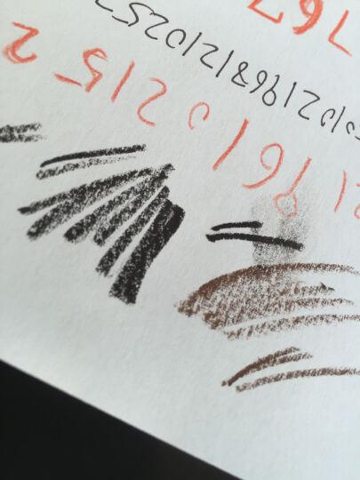【第2支1元】ILISYA柔色眉笔眉粉双头造型笔初学者画眉 自动眉笔防水防汗不易晕染 06棕褐色 晒单图