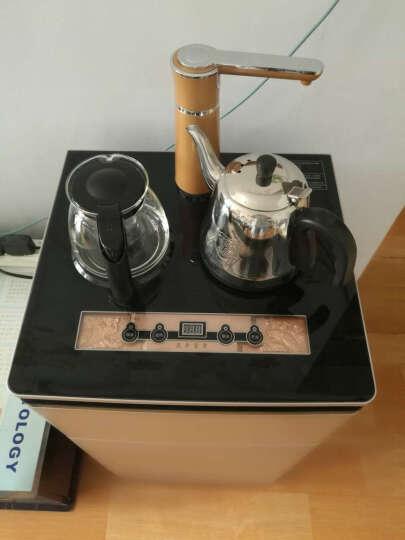司迈特(SMARTEM)Q5茶吧机家用饮水机加大尺寸立式下置式 温热型 土豪金-冷热型 晒单图