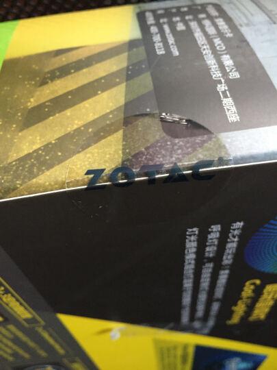 索泰(ZOTAC)GeForce GTX1070-8GD5至尊PLUS OC 绝地求生/吃鸡显卡 1594-1784/8058MHz 8G/256bit 晒单图