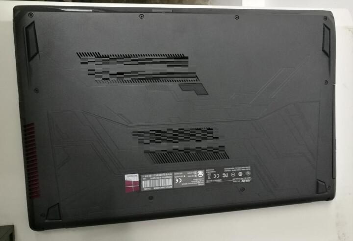华硕(ASUS) 飞行堡垒升级版VX50IU 15.6英寸游戏笔记本电脑(FX-9830P 4G 128GSSD+1T AMD RX460 FHD)红黑 晒单图
