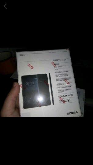 诺基亚6 (Nokia6) 4GB+64GB 黑色 全网通 双卡双待 移动联通电信4G手机 晒单图