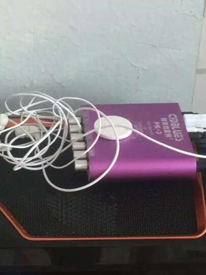 创意达蓝调PK-3手机直播声卡话筒套装 电容麦克风电脑网络K歌套装 usb独立外置声卡套装 晒单图