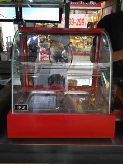 技龙(JILONG)商用保温展示柜食品保温柜熟食蛋挞保温柜 默认两层,定制三层请联系客服 晒单图