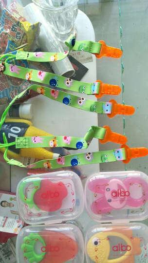 爱乐宝 婴儿硅胶牙胶  宝宝安抚奶嘴玩具 儿童磨牙棒 咬咬乐 阶段一【香蕉】 晒单图