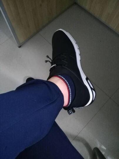 硅胶隐形增高鞋垫袜2-3.5cm体检面试相亲结婚仿生乳胶内增高鞋垫运动减震鞋垫男女通用显高 增高6cm加绒款 37 晒单图