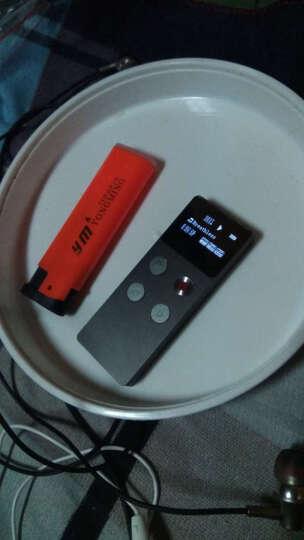 世酷(GOCOOL)T3 太空灰mp3播放器 迷你 随身听 有屏 运动MP3 HIFI无损音乐播放器 晒单图