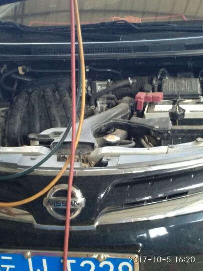 金冷 冷媒 HFC-134a 汽车空调制冷剂 车用环保雪种 R134a无氟利昂 5瓶300g冷媒+1瓶冷冻油 晒单图
