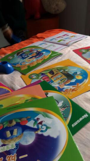 纽曼点读笔18A蓝4G婴幼儿早教故事机儿童点读机英语学习机宝宝图形认知益智玩具礼物0-3-6-7岁31本书有声图书 晒单图