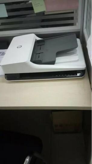 惠普(HP) 扫描仪 2500 f1 a4彩色 高清高速 双面 平板 连续 馈纸式 代替5590 晒单图