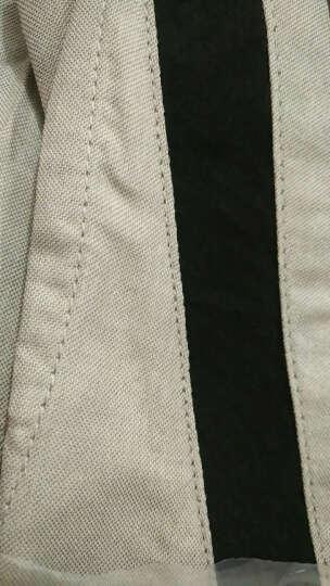 派蒙(PMA)防护服孕妇装 银纤维时尚居家办公防辐射服穿到生 孕妈套装俩件装赠防辐射卡 V领蝴蝶结裙【赠银纤维睡兜+防辐射卡】 XL 晒单图