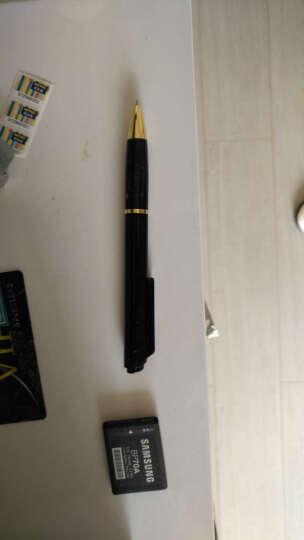颂朗(SONGLANG) 笔形数码录音笔微型迷你高清降噪专业录音会议采访学习远距离超商务超长便捷隐形 高清版 16G 晒单图