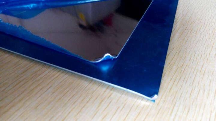 圣吉利1060纯铝板铝合金板散热薄铝片铝排 激光加工定做定制零切1/2/3/4/5/6/8/10mm 1m×2m×1mm 晒单图
