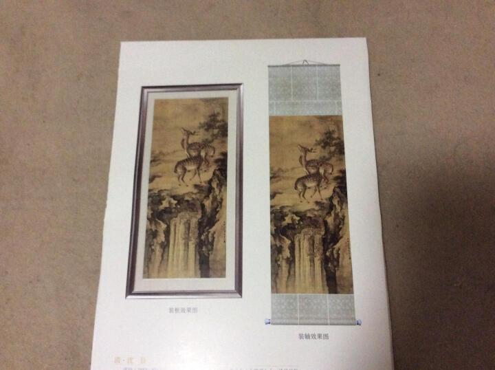 历代书画名作手工宣纸高仿真经典系列(京东套装共24册) 晒单图