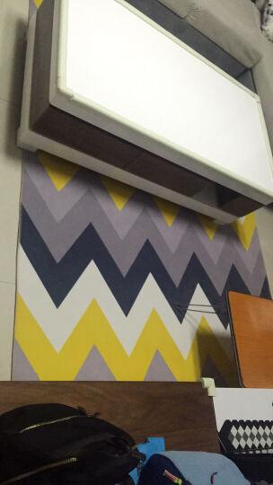 圣名菲 北欧地毯几何图案客厅书房欧式现代沙发茶几卧室床边地毯 赛呐河畔-百搭款 160*230cm中型客厅地毯 晒单图