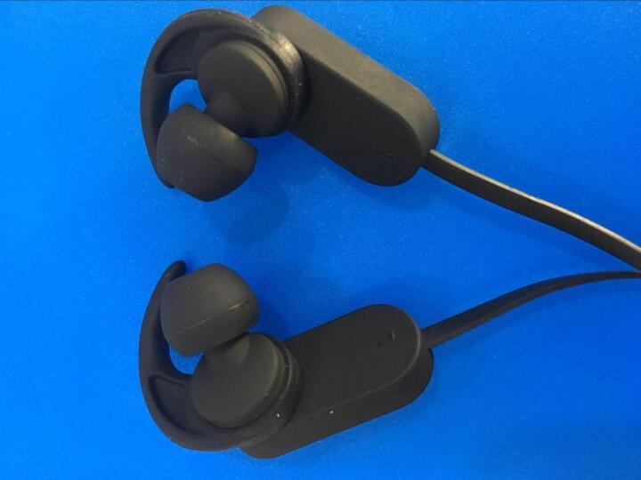 蛇圣(Holy serpent) F1 入耳式无线运动蓝牙耳机 4.1重低音适用于苹果华为小米通用 黑色 晒单图