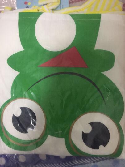 季季乐(JJLKIDS Partner Club)童装男童针织外套小男孩宝宝春季棒球服运动上衣BCW73020 彩篮 130 晒单图