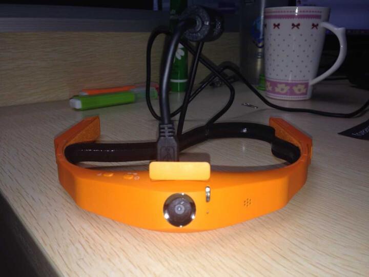 风云客(Foream) 星影X1 可穿戴 互联网 视频社交化 摄像机 活力橙 晒单图