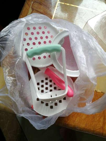 美帝亚(MIDDIA) 美帝亚婴儿辅食研磨器食物料理机辅食工具装手动榨汁器研磨碗套装 陶瓷辅食研磨器(送船型研磨器)) 晒单图