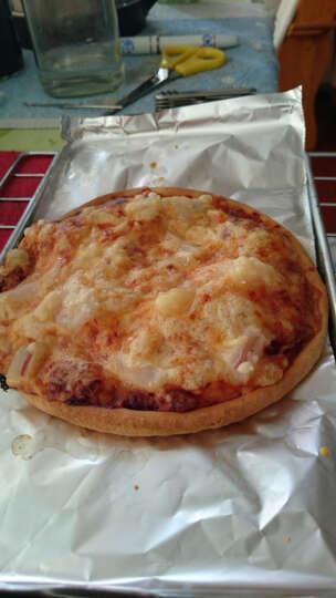 俏侬 披萨饼底 13cm 3片装 (2件起售 6寸烤盘适用)烘焙食材 晒单图
