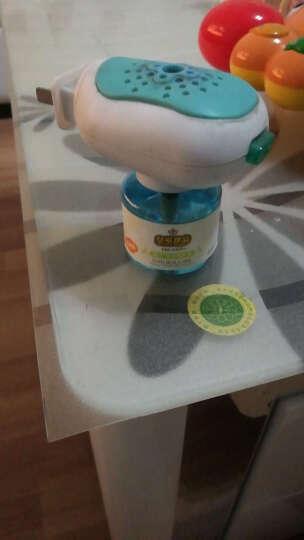 婴才 婴儿驱蚊液 3瓶驱蚊水+1个加热器 无味电热蚊香液套装儿童宝宝专用蚊香液 晒单图
