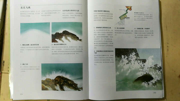 世界绘画经典教程 水彩画完全自学宝典 珍藏版 水彩画技法教程 自学从入门到精通 人邮 晒单图