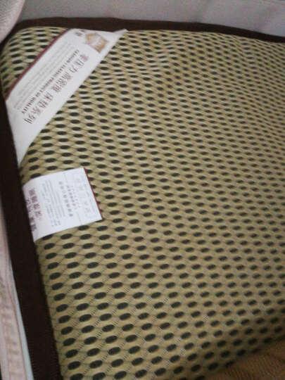 床垫 褥子 床垫子1.8m 床褥子 1.5m双人垫被学生宿舍床垫 榻榻米床垫 4D宽边驼色 150*200cm 晒单图