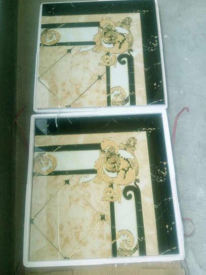 赛牧抛晶砖 地砖拼花瓷砖玄关欧式客厅无限拼地板砖 1200*1800mm 其他 晒单图