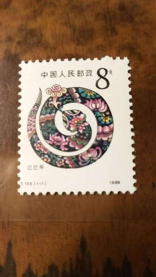 邮币网中国邮票1987---1989年T121-T133套票大全 1988年 T132 麋鹿无齿邮票 晒单图
