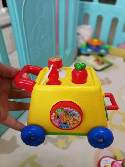 澳贝(AUBY) 益智玩具 迷你投影机 婴幼儿童早教启智投影仪 1-3岁 463433DS 晒单图
