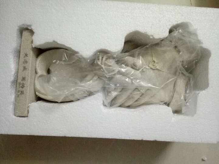 初见家居 结婚礼物创意实用工艺品订婚送闺朋友蜜新婚庆摆件送老婆周年纪念日装饰礼品 执子之手摆件  双面刻字 晒单图