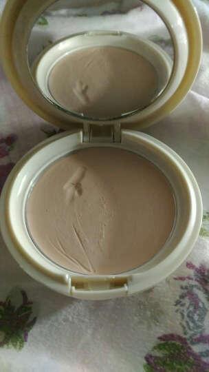 BOB 透亮恒采粉饼干粉控油保湿彩妆  遮瑕透明补妆定妆修容 01自然色 晒单图