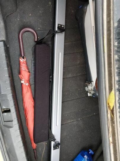 迪钓 户外 120cm硬质竿包 台钓专用鱼竿包 加厚防水竞技钓杆包 钓鱼包 银灰色竿包 晒单图