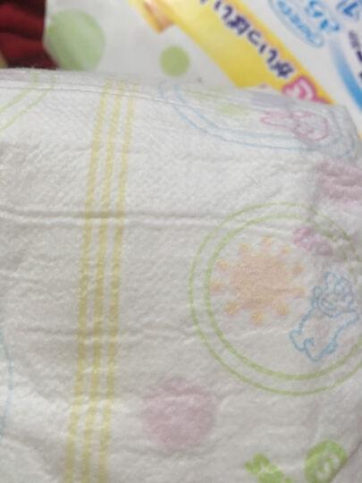 花王(Merries)妙而舒 婴儿纸尿裤尿不湿 小号S 82片 4-8kg透气原装进口 晒单图