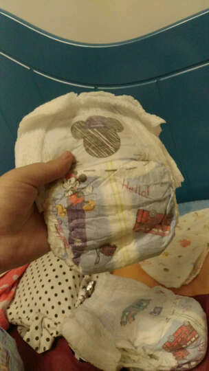 妈咪宝贝 (MamyPoko) 小内裤增量装大号尿不湿【男】L19+5片【9-14kg】  晒单图