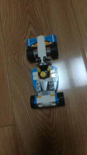 乐高(LEGO)积木 创意百变组Creator火箭拉力赛车7-12岁 31074 儿童玩具 男孩女孩生日礼物 晒单图