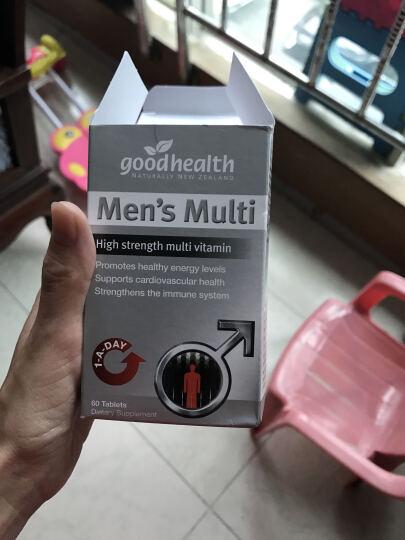 【2件5折】新西兰Good Health好健康羊胎素葡萄籽精华软胶囊60粒养颜护肤滋阴补血 晒单图