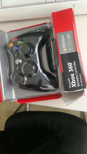 原装xbox360游戏手柄方向盘 支持电脑PC版steam/fifa onlinegta5 Xbox one S 手柄电脑pc有线版 晒单图