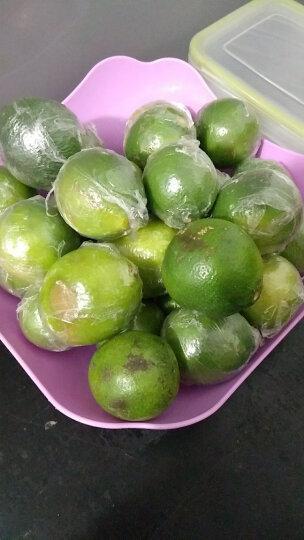 杨大爷 西双版纳新鲜小青柠檬1.5kg  PK安岳海南小青柠檬泰国无籽青柠檬 晒单图