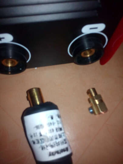 焊把线16 25 30平方2米 3米全套带焊钳夹组件 含快插 30平方 3米全套带线焊钳夹组件 含快插35-70 晒单图