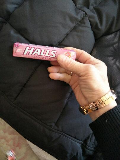 荷氏 薄荷糖34g/条(9粒装)亿滋维生素C水果糖清凉糖润喉糖维果C糖果9口味可选 西柚味 晒单图