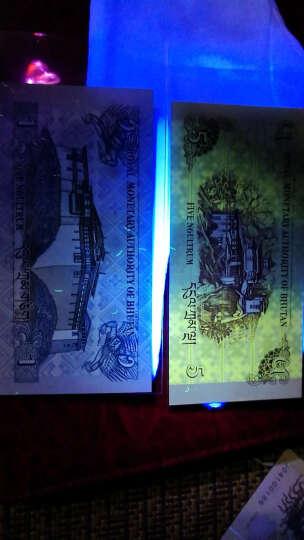 金永恒 外国钱币 不丹龙凤纸币纸钞 5努尔特鲁姆 100张 晒单图