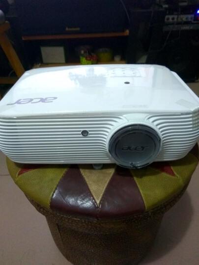 宏碁(acer)彩绘A1500 家用 投影机 投影仪(1080P分辨率 3100流明 sRGB 家庭影院) 晒单图